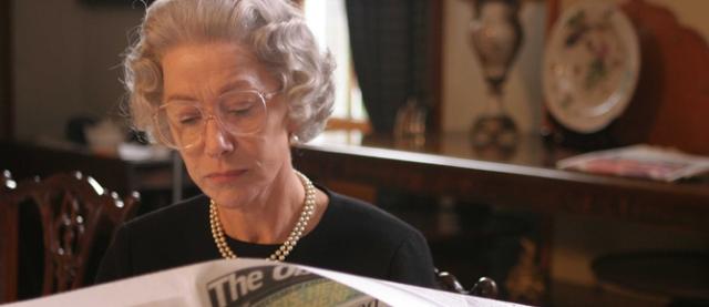 """Hellen Mirren en el papel de Elizabeth II en """"The Queen"""""""